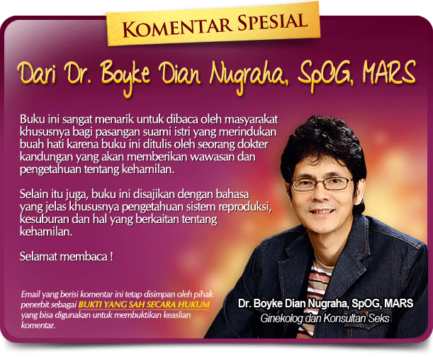 dr. Boyke Dian Nugraha, SpOG, MARS